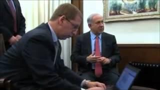 نتنياهو #اسرائيل و #السعودية علاقتهم جيده ونأمل بلمزيد