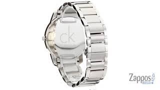 Calvin Klein City Watch - K2G21126 SKU: 9071320