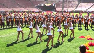 "USC Trojan Marching Band ""The Kids Aren"