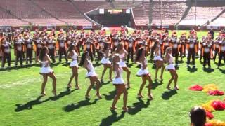 "USC Trojan Marching Band ""The Kids Aren"