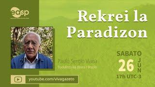 Rekrei la Paradizon – Paulo Sergio Viana