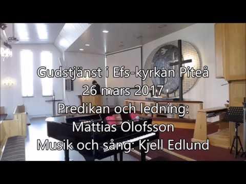 Efs Piteå 26 mars 2017