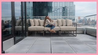 NEW PATIO FURNITURE, CITY GIRLS CONCERT, & LUNCH WITH MORGAN!