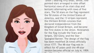 Flag of the United States - Wiki Videos
