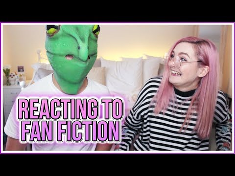 Acting Out Fan Fiction With LDShadowlady