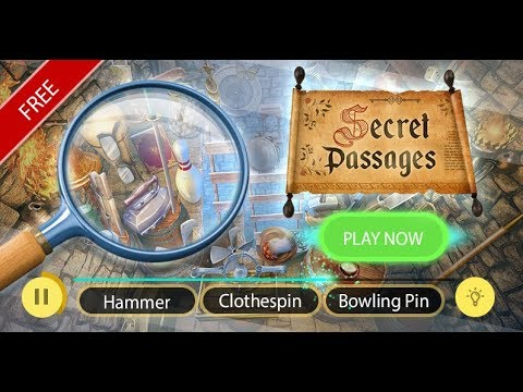 Secret Passages Of The Hidden City – Best Hidden Objects Game For Android 2019