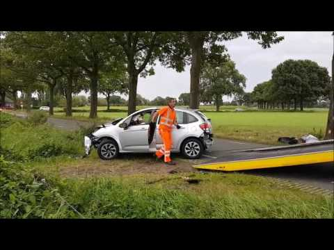 Eenzijdig ongeval Heezerenbosch