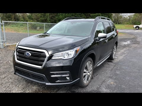 Quick Drive: 2019 Subaru Ascent Touring