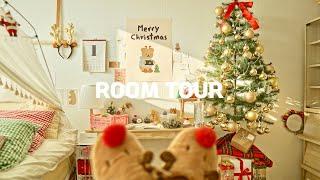 ENG) 좁아터진 5평 원룸의 크리스마스 방꾸미기 ak…