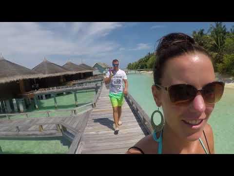 Huwelijksreis Malediven 2017 @ Kuramathi Island Resort