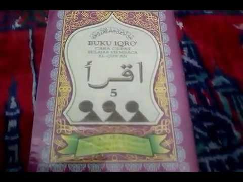 Iqro Jilid 5 (versi pelan) Part 1