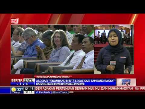 APRI Tuntut Legalisasi Tambang Rakyat Mp3