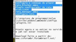 Como criar servidor Dedicado de cs sem lag!!HD
