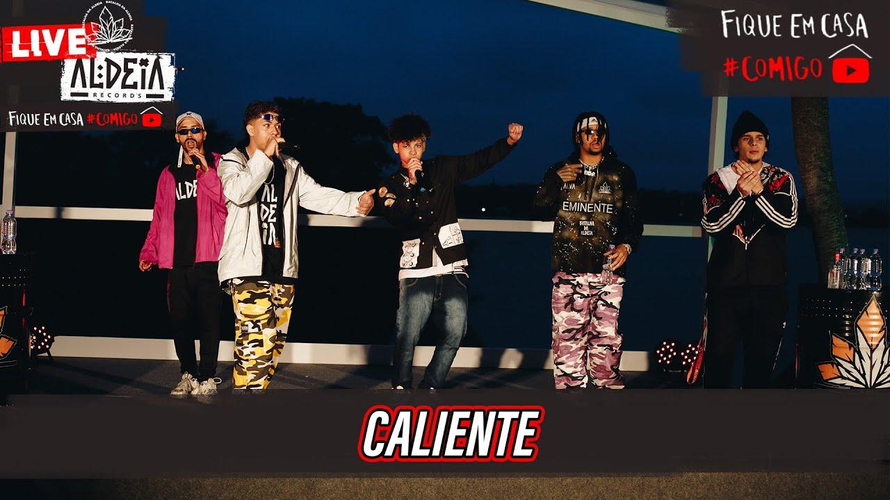 Download CALIENTE  AO VIVO  #LIVEALDEIA