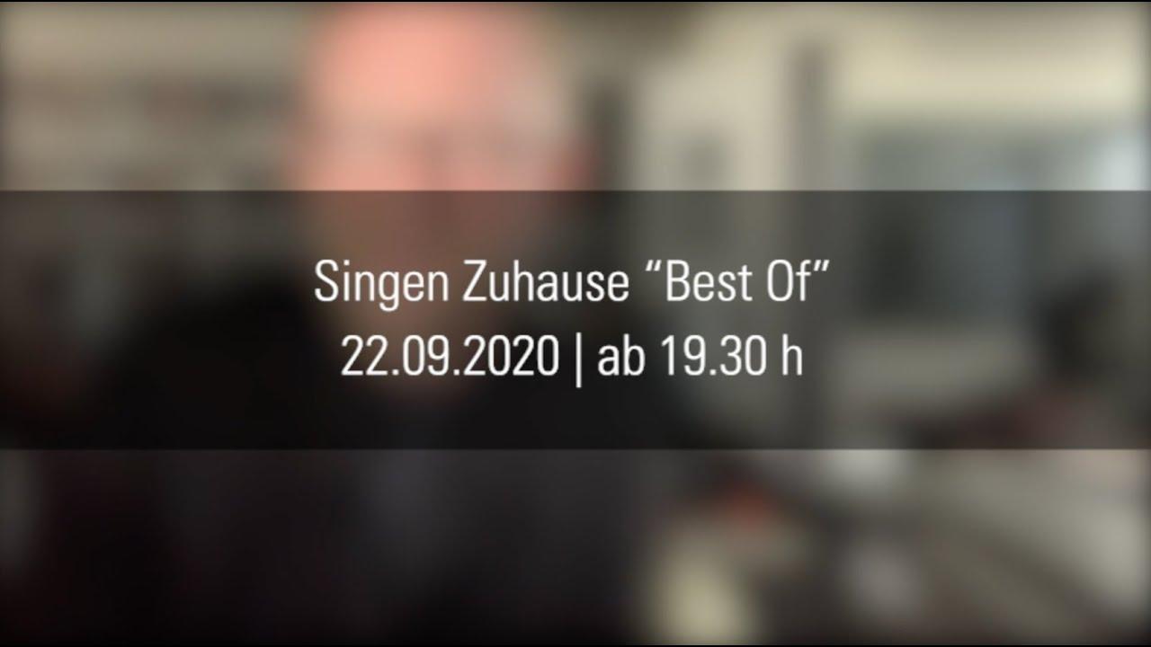 Singen Zuhause Mit Dieter Falk Youtube
