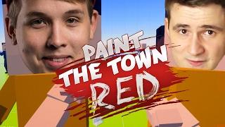 Jirka a Baxtrix Hraje - Paint the town red - Všichni musí umřít