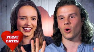 """Will Date's """"Harry Styles"""" Look Make A Good Impression? 