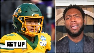 Trey Lance's one-game showcase 'is the stupidest thing I ever heard of' - Ryan Clark | Get Up