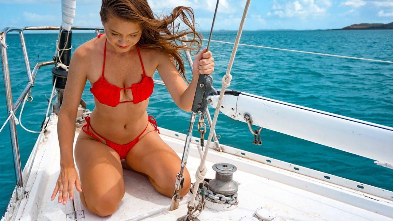 Boat Life She's Falling APART Sailing GBU
