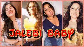 Jalebi Baby tik tok videos | jalebi baby Instagram reels | jalebi baby latest videos