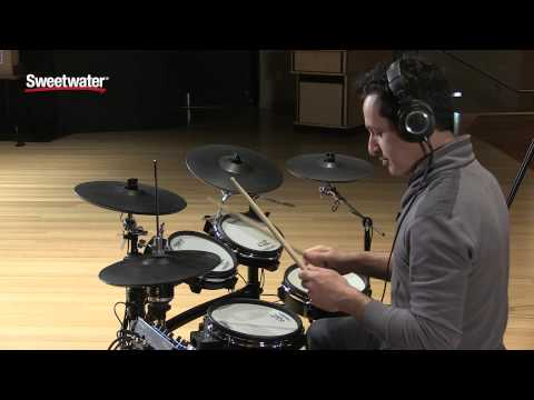 Roland V-Drums TD-25KV Electronic Drum Set Review