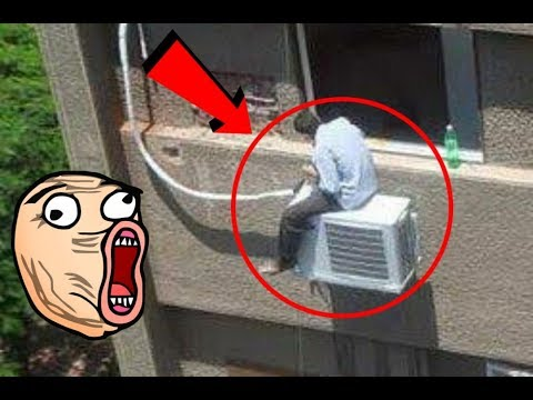 Air Conditioning Installation & Technician FUNNY FAIL COMPILATION  2020