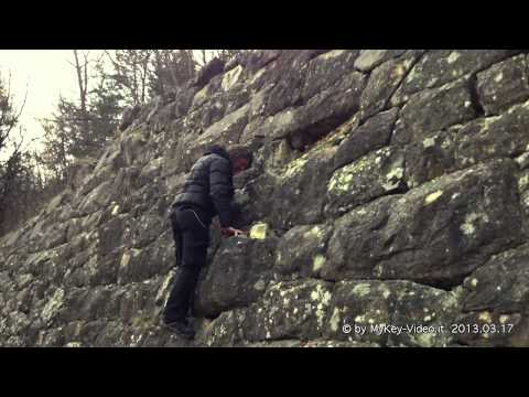 St. Patrick beschützt Kletterer & Kameramann vor Unheil (St. Patrick's Day 2013)