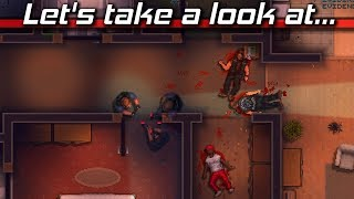 Police Stories - 15 Min of Gameplay (top-down shooter with tactics)