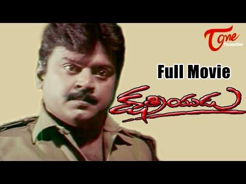 Kshatriyudu Full Length Telugu Movie    Vijay Kanth, Bhanu Priya - TeluguOne