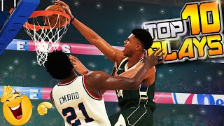 TOP 10 MOST DISRESPECTFUL Plays Of The Week #34 - NBA 2K20 Highlights