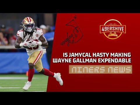 Niners News: Is JaMycal Hasty Making Wayne Gallman Expendable?