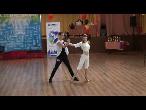 ВО2018 Absolute Fast 2 Место №124 Роберт Фёдоров - Юлия Тимофеева