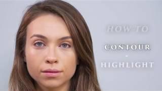 Makeup Tutorial - How to Contour and Highlight