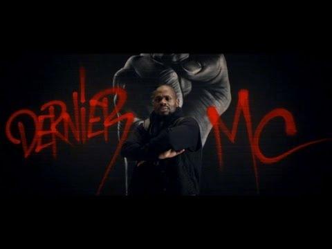 Клип Kery James - Dernier MC