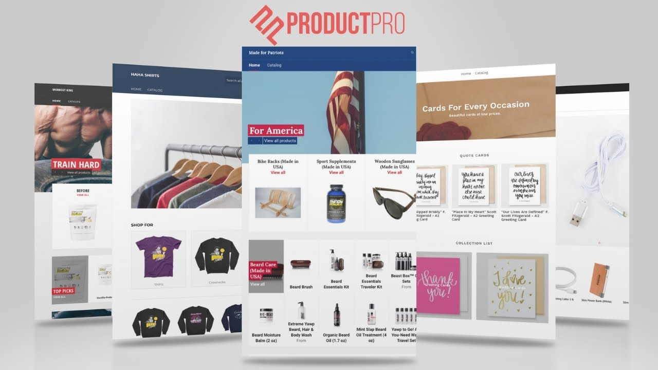 ProductPro - Better dropshipping on Shopify | Product Hunt