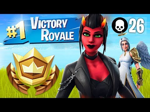 Winning in Solos!! // Pro Fortnite Player // 2100 Wins (Fortnite Battle Royale Gameplay) thumbnail