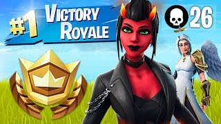 Gambar cover Winning in Solos!! // Pro Fortnite Player // 2100 Wins (Fortnite Battle Royale Gameplay)