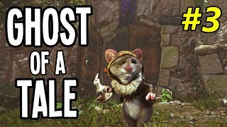 EX-CON MOUSE BRIBES BLACKSMITH RAT!! - Ghost of a Tale Gameplay Playthrough - Ep. 3