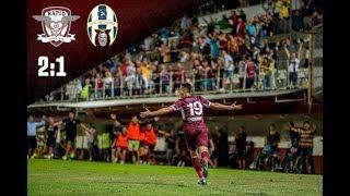 RAPID BUCURESTI - Daco Getica 2-1 (Cupa Romaniei, T4)