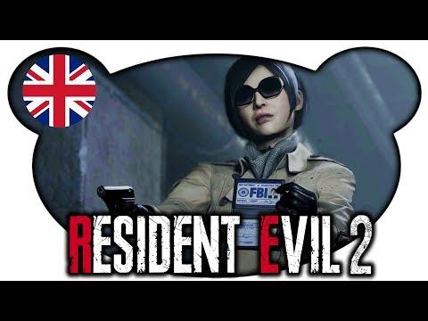 Ada wait! - Resident Evil 2 Remake Leon ???????? #06 (Horror Gameplay Deutsch)