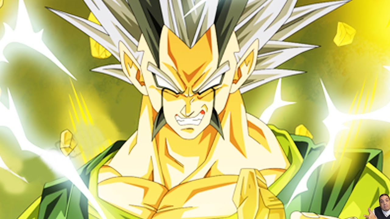 Super saiyan white next villain in dragon ball super - Super sayenne ...