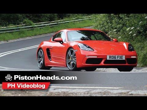 Porsche 718 Cayman S Ph Videoblog Pistonheads Youtube