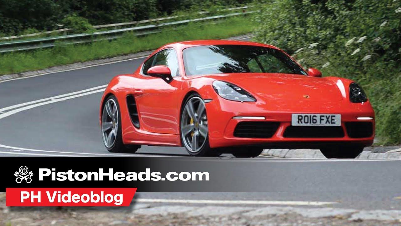 Porsche 718 Cayman S Ph Videoblog Pistonheads