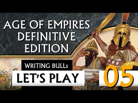 Let's Play: Age of Empires Definitive Edition (05) [deutsch]