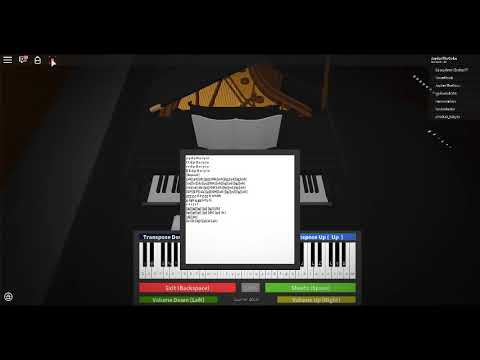 Roblox Piano Sheets Megalovania Youtube