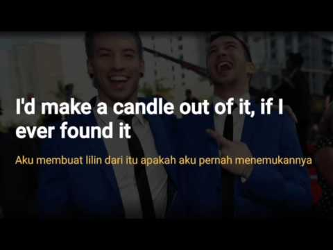 Stressed Out-Twenty One Pilots Translate Indonesia Language