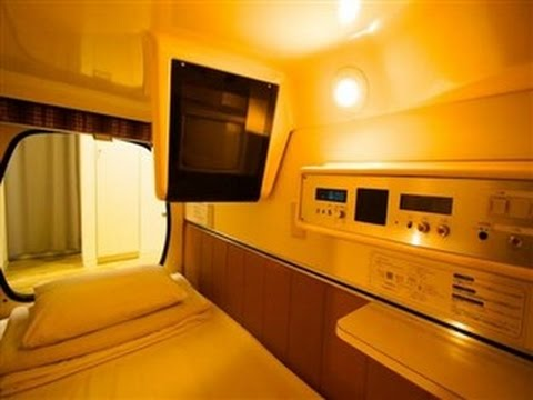 Capsule Hotels In Japan Cheap And Convenient ارخص فنادق في