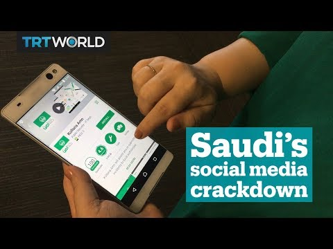 Saudi Arabia urging citizens to monitor each other on social media