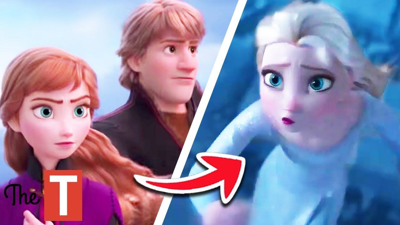 Frozen 2 Everything You Missed...