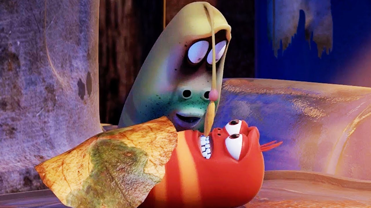 LARVA - THE BOOGER | Cartoon Movie | Cartoons For Children | Larva Cartoon | LARVA Official